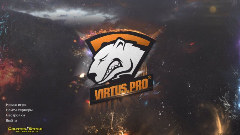 Counter Strike 1.6 Virtus Pro